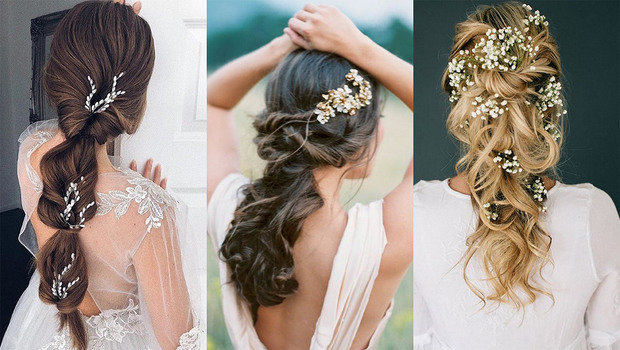 Wedding Looks Perfect with the Bridal Hair Choices