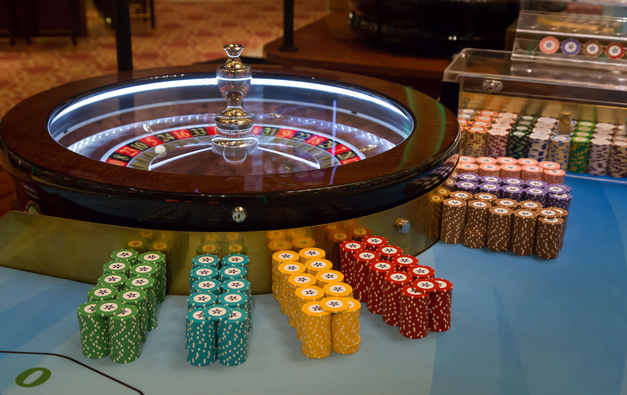 Just How Environment-friendly Is Your Casino