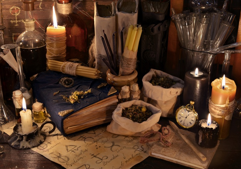 Can you Spot The A Most Powerful Love Spells Professional?